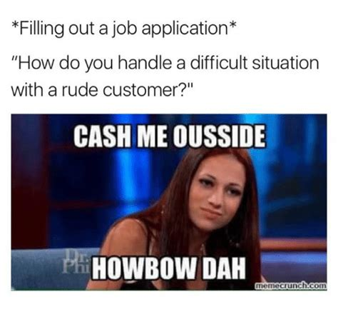 Application Meme - 25 best memes about job application job application memes