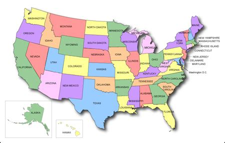 map us states countries printable map of usa regional and cities new york city