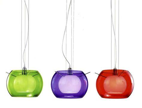 rossetti illuminazione sospensioni moderne bolla di rossetti light