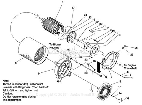 generac parts diagram generac 4092 2 parts diagram for generator