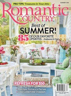 Romantisch Wohnen Zeitschrift by Country Magazine Get Your Digital Subscription