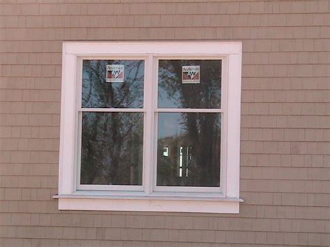 home windows outside design simple design of outdoor windows trim homesfeed