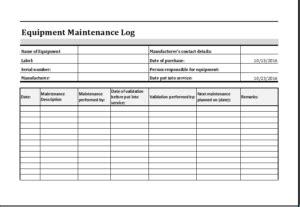 20 editable log spreadsheet templates for excel | templateinn