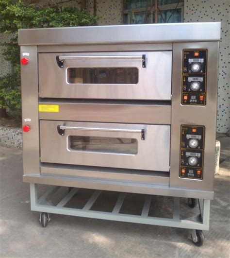 Jual Kompor Gas Oven Todachi 2 deck 4 trays commercial gas oven with for pizza buy gas oven for pizza gas pizza oven