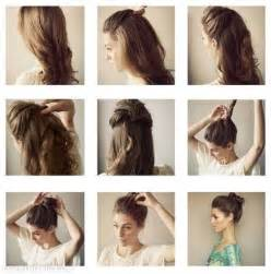 how to give myself the best hairstyle with a widows peak for 7 handsome diy hairstyles closet pinterest hair style makeup and hair buns
