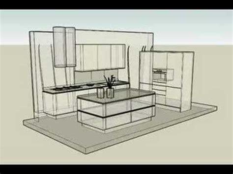 progettazione cucina 3d cucina idea snaidero progettazione 3d arredamento d