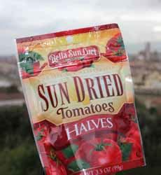 Sun Dried Tomatoes Shelf by The Nibble Adventures In The World Of Food