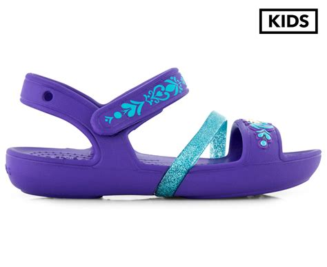 Sandal Frozen Sandal Jepit Sandal Anak crocs lina frozen sandal ultraviolet ebay