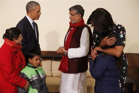 the highlights of president obamas visit to india president obama michelle close india trip with a namaste