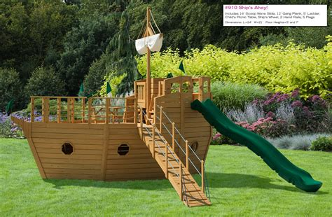 backyard playsets plans outdoor furniture design and ideas