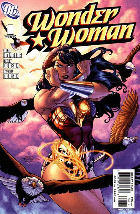 Online wonder woman comics archive