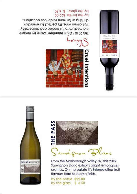 Wine Card Template by Table Cards Wine And Tables On