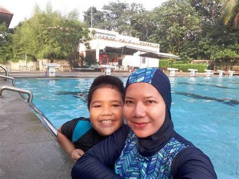 kursus renang  amaraish swimming school hotel bumi wiyata nurul