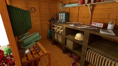 interior ideas shed organizing organizing your shed interior studio design gallery
