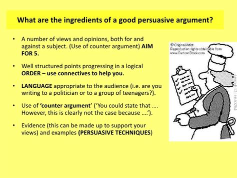 Counter Argument Essay Topics by Writing To Argue Info And Ideas