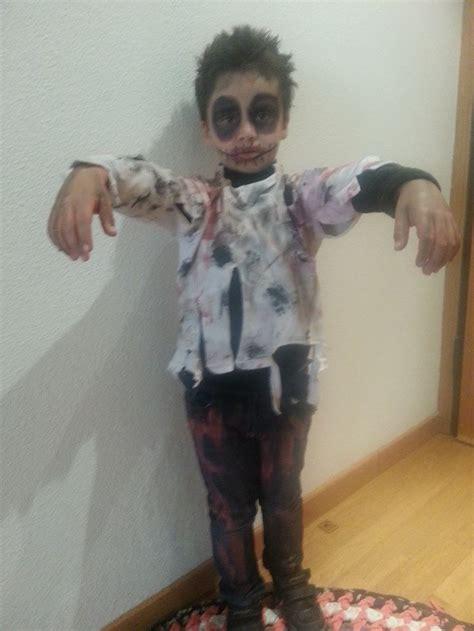 tutorial zombie disfraz las 25 mejores ideas sobre disfraz zombie casero en