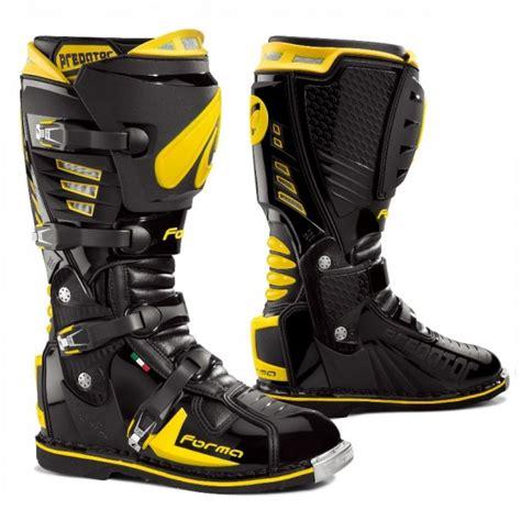 Sepatu Cross Forma Predator bottes cross forma predator bleu noir jaune 2015