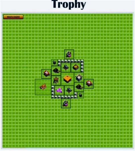 strategi jitu kumpulan gambar formasi clash of clans th 1 10