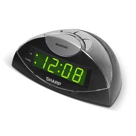 led alarm clock kmart