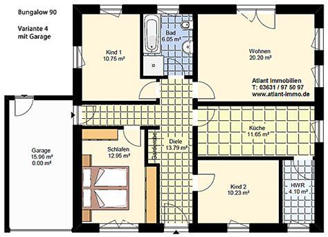 kleines haus bauen 60 qm bungalow 90 4 zimmer var 4 einfamilienhaus neubau