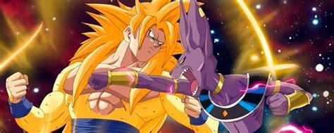imagenes de goku de la batalla delos dioses dragon ball z la batalla de los dioses ya tiene fecha