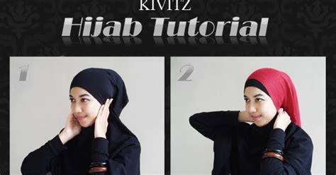 tutorial hijab syar i kivitz kivitz kivitz hijab tutorial pashmina