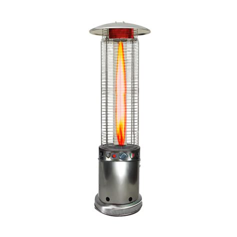 Italia Patio Heater by Italia Cylindrical 7 5 Ft Commercial Patio Heater