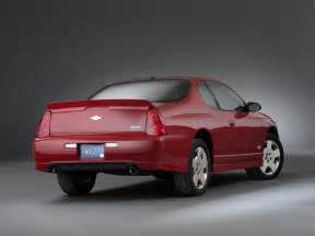 2006 chevrolet monte carlo chevy pictures photos gallery