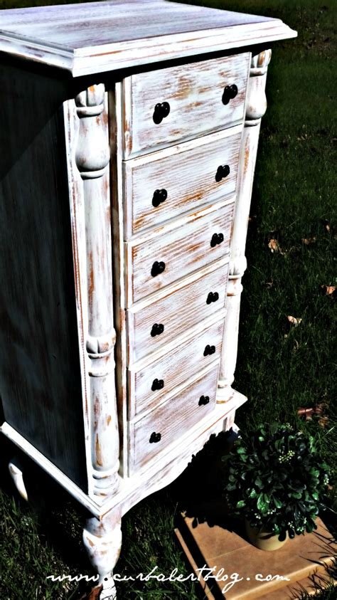 Rustic Jewelry Armoire by Curb Alert White Rustic Jewelry Armoire And Trades Of