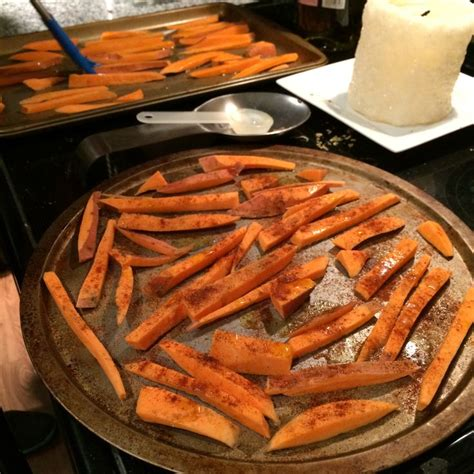 Detox Sweet Potato Fries by 17 Best Ideas About 24 Day Challenge On