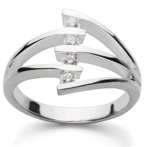 Wedding Rings Design Silver by Ring Designs Ring Designs With Stones