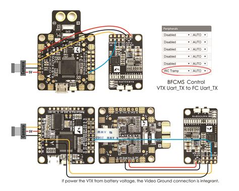 Ts5828l 58g 600mw 40ch Mini Fpv Transmitter W Digital Display Vtx matek system 5 8 fpv transmitter vtx hv grayson hobby