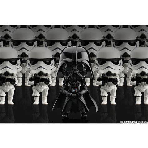Nendoroid 501 502 Stormtrooper Darth Vader Wars Figure Kws nendoroid 502 wars darth vader garden and toywiz malaysia