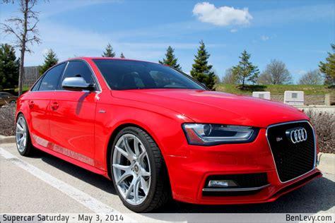 Audi S4 Rot by B8 Audi S4 Benlevy