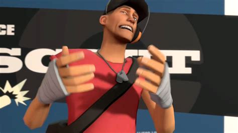 The Scout team fortress 2 meet the scout espa 241 ol