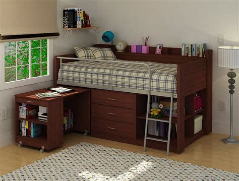 bunk bed with desk underneath modern storage bed design bunk bed with
