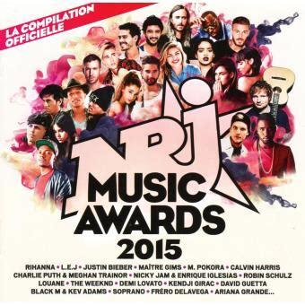 Cd Potret Ii By Calvin Musik nrj awards 2015 rihanna justin bieber cd album