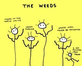 doodle andre weed uprising garden