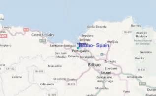 Bilbao Spain Map by Bilbao Spain Map My Blog