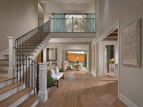 20 stunning home foyer designs foyers barn doors and barn