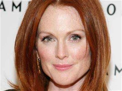 famous older actresses with red hair this red headed actress is the new face of l oreal the