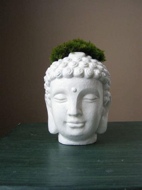 saguita tattoo buddha plant pot buddha succulent planter concrete