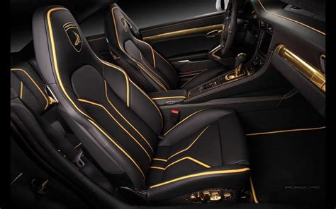 porsche stinger interior 22 best katzkin leather interiors i tint world services