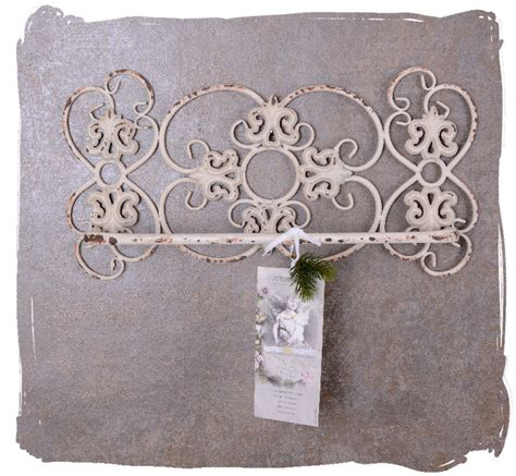 towel holder shabby chic bad towel rack white wall mounted