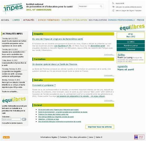 lettere inps lettre inpes equilibres numero 80 mars 2012 revue de