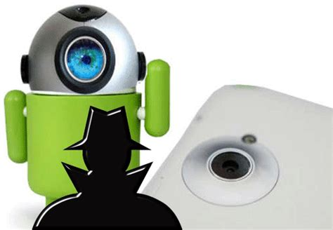 spy cam android how to use your android as spy cam techs text
