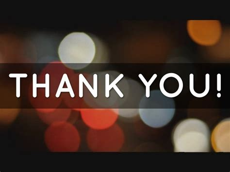 thank you images for powerpoint presentations hd