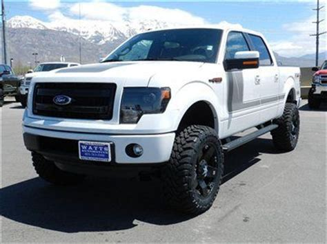 buy new crew cab lariat fx4 4x4 ecoboost custom new lift