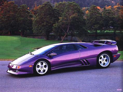 Lamborghini Diablo history, photos on Better Parts LTD