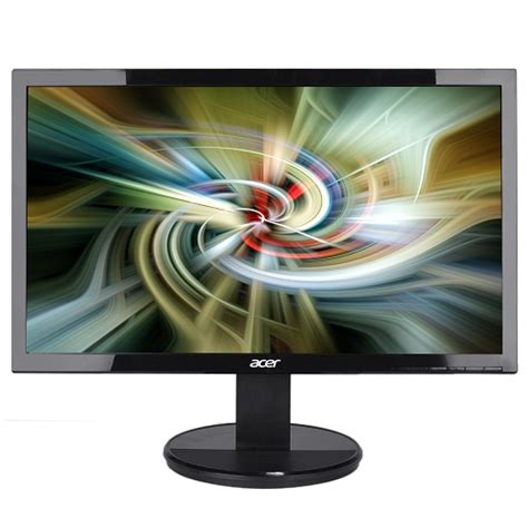 Led Monitor Acer K202hql 19 5 Inch refurbished and used hardware 19 5 quot acer k202hql dvi vga